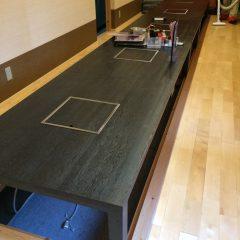 店舗用テーブル 什器