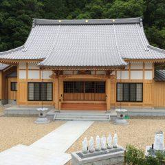 長源院 寺社建築 新築