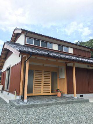 日本家屋 玄関