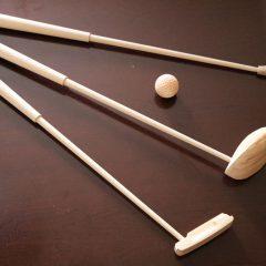 木製 ゴルフクラブ